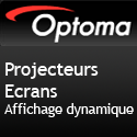 Optoma fournisseur audiovisuel